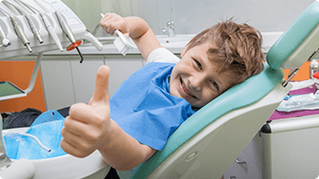 Kids dentist montreal