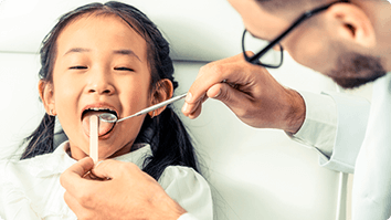 Emergency Kids dentist montreal
