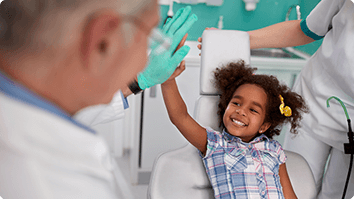 Kids dentist montreal and Brossard