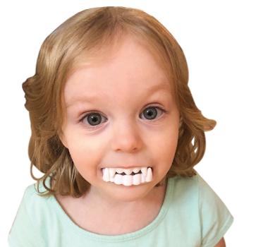 Girl Teeth