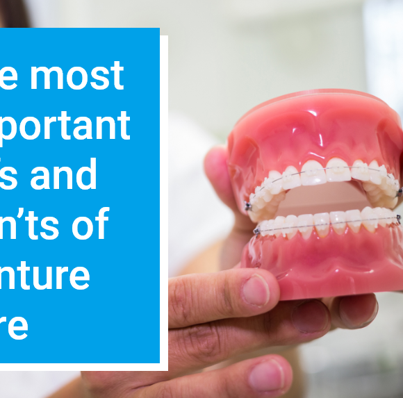 The Most Important Do's and Don'ts of Denture Care